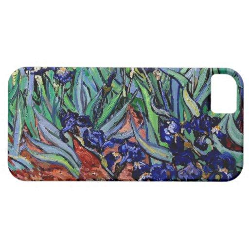 Vincent Van Gogh Irises iPhone 5 Covers