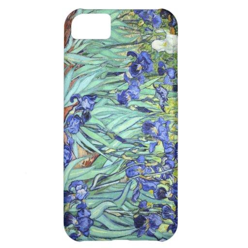 "Vincent Van Gogh ""Irises"" iPhone 5C Covers"