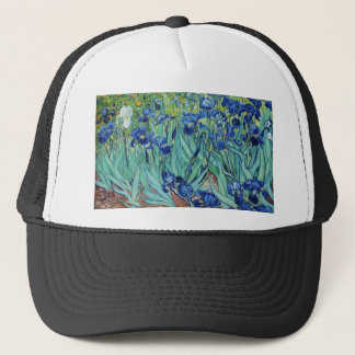 Vincent van Gogh Irises Trucker Hat