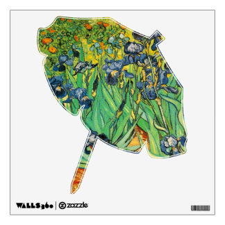 Vincent van Gogh,Irises Wall Sticker