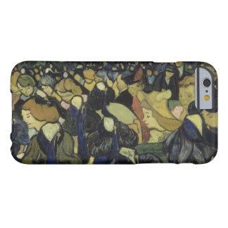 Vincent van Gogh - la danza pasillo en Arles Funda Para iPhone 6 Barely There
