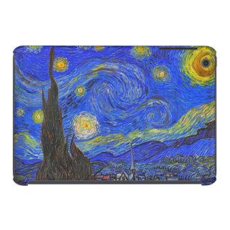 Vincent van Gogh - la noche estrellada (1889) Funda Para iPad Mini Retina