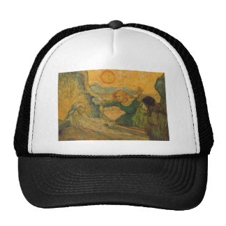 Vincent van Gogh - La Résurrection de Lazare Gorro De Camionero