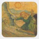 Vincent Van Gogh - La Résurrection de Lazare Stickers