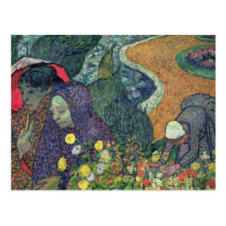 Vincent van Gogh | Ladies of Arles , 1888 Postcard