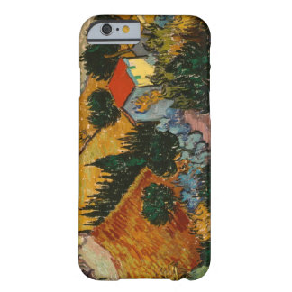 Vincent van Gogh | Landscape w/ House & Ploughman Barely There iPhone 6 Case