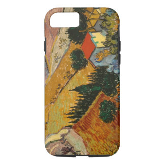 Vincent van Gogh | Landscape w/ House & Ploughman iPhone 7 Case