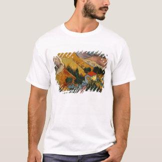 Vincent van Gogh | Landscape w/ House & Ploughman T-Shirt