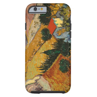 Vincent van Gogh | Landscape w/ House & Ploughman Tough iPhone 6 Case