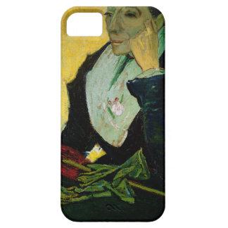 Vincent van Gogh   L'Arlesienne, detail, 1888  iPhone SE/5/5s Case