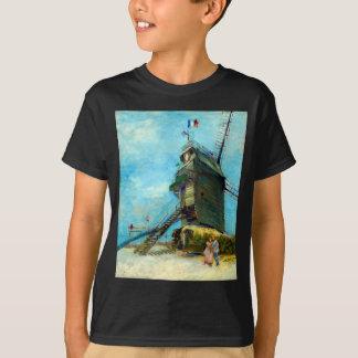 Vincent van Gogh Le Moulin de la Galette T-Shirt