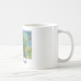 Vincent Van Gogh - Lilacs Coffee Mug
