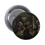 Vincent van Gogh - los comedores de la patata Pin