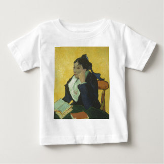 Vincent Van Gogh - Madame Ginoux with Books Baby T-Shirt