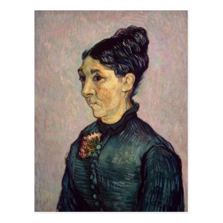 Vincent van Gogh | Madame Jeanne Lafuye Trabuc Postcard
