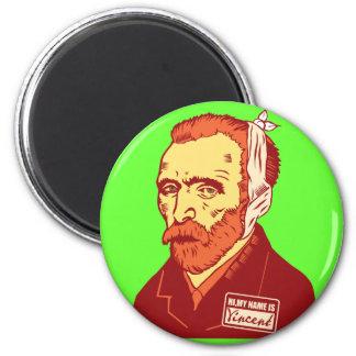 Vincent Van Gogh Magnet