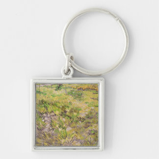 Vincent van Gogh | Meadow with Butterflies, 1890 Keychain