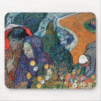 Vincent Van Gogh - Memory Of The Garden At Etten Mouse Pad