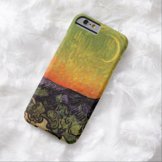 Vincent Van Gogh Moonlit Landscape Barely There iPhone 6 Case