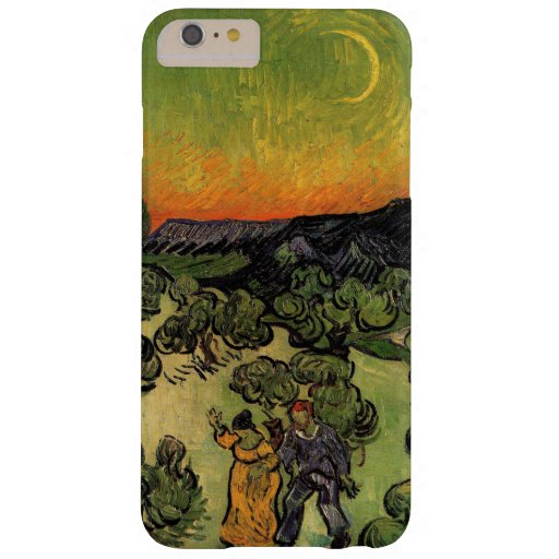 Vincent Van Gogh Moonlit Landscape Barely There iPhone 6 Plus Case