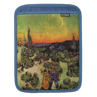 Vincent Van Gogh Moonlit Landscape iPad Sleeve