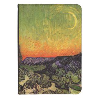 Vincent Van Gogh Moonlit Landscape Kindle Cover