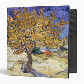 Vincent van Gogh | Mulberry Tree, 1889 3 Ring Binder