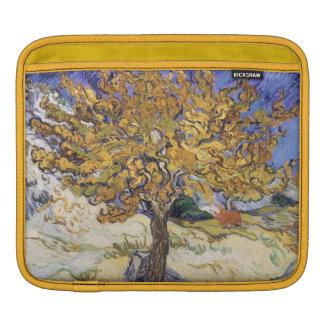 Vincent van Gogh   Mulberry Tree, 1889 iPad Sleeve