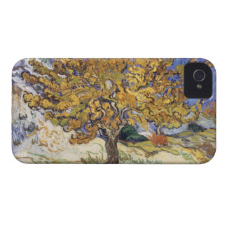 Vincent van Gogh | Mulberry Tree, 1889 iPhone 4 Case