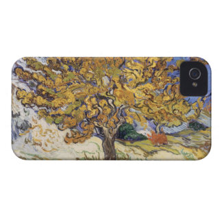Vincent van Gogh | Mulberry Tree, 1889 iPhone 4 Cover