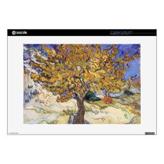 Vincent van Gogh | Mulberry Tree, 1889 Laptop Skin