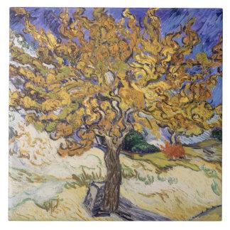 Vincent van Gogh | Mulberry Tree, 1889 Tile
