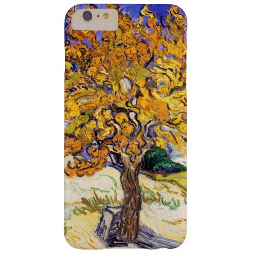 Vincent Van Gogh Mulberry Tree Fine Art Barely There iPhone 6 Plus Case