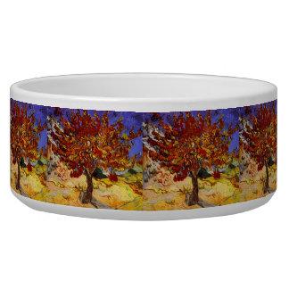 Vincent Van Gogh Mulberry Tree Fine Art Painting Bowl