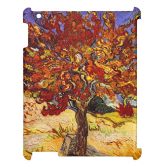 Vincent Van Gogh Mulberry Tree Fine Art Painting Case For The iPad 2 3 4