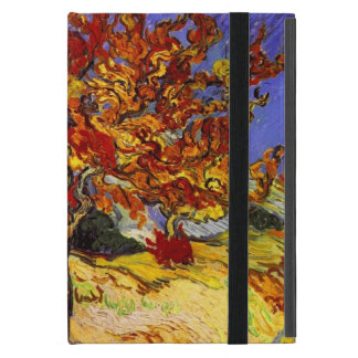 Vincent Van Gogh Mulberry Tree Fine Art Painting Cover For iPad Mini