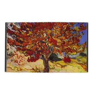 Vincent Van Gogh Mulberry Tree Fine Art Painting iPad Case