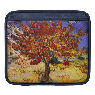 Vincent Van Gogh Mulberry Tree Fine Art Painting Sleeves For iPads