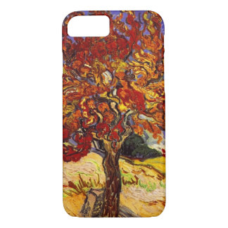 Vincent Van Gogh Mulberry Tree Fine Art Painting iPhone 8/7 Case