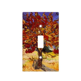 Vincent Van Gogh Mulberry Tree Fine Art Painting Light Switch Plates