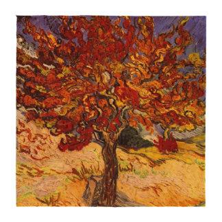 Vincent Van Gogh Mulberry Tree Drink Coasters