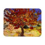 Vincent Van Gogh Mulberry Tree Vinyl Magnet