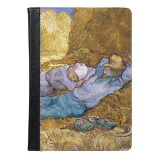 Vincent van Gogh | Noon, The Siesta, after Millet