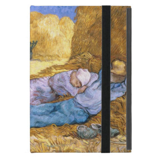 Vincent van Gogh | Noon, The Siesta, after Millet Case For iPad Mini