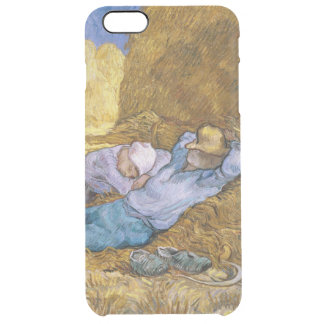 Vincent van Gogh | Noon, The Siesta, after Millet Clear iPhone 6 Plus Case