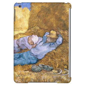 Vincent van Gogh | Noon, The Siesta, after Millet Cover For iPad Air