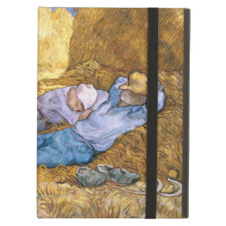 Vincent van Gogh | Noon, The Siesta, after Millet iPad Air Cases