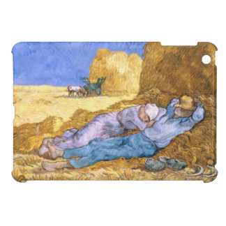 Vincent van Gogh | Noon, The Siesta, after Millet iPad Mini Cover