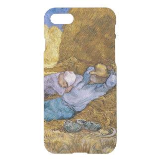Vincent van Gogh | Noon, The Siesta, after Millet iPhone 8/7 Case