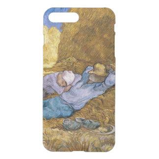 Vincent van Gogh | Noon, The Siesta, after Millet iPhone 8 Plus/7 Plus Case